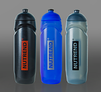Nutrend Фитнесс бутылка цветная (750мл), черная