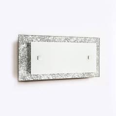 """14150 """"Мрия"""" НББ 2х60 Вт, Е27, 400мм серебро"""