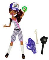 Monster High Клодин Вульф из серии Монстры Спорта