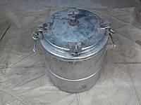 Емкость (бак) для полевых печей 50 литров
