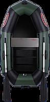 Одноместная надувная ПВХ лодка Vulkan V190 LS(ps)