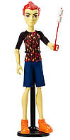 Monster High Кукла Хит Бёрнс из серии Школьная ярмарка Ghoul Fair Heath Burns Doll