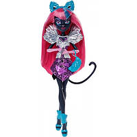 Monster High Boo York Кукла Кэтти Нуар из серии Бу Йорк Boo York City Schemes Catty Noir Doll