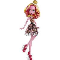 Monster High кукла Гулиопа из серии Фрик Ду Чик Freak du Chic Gooliope Jellington Doll 40см