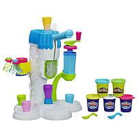 Play-Doh Страна мороженого Perfect Twist Ice Cream Playset