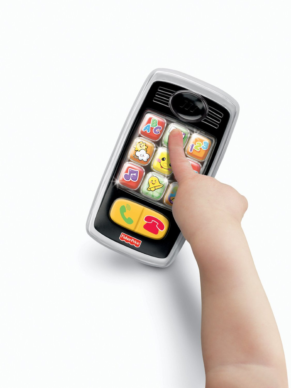 Fisher Price Laugh Learn Smilin Smart Phone