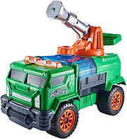 Пожарная машина Matchbox Aqua Cannon Swamp Blaster Rig
