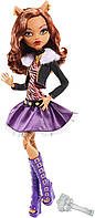 Monster High большая Клодин Вульф 43см Clawdeen Wolf Frightfully Tall Ghouls