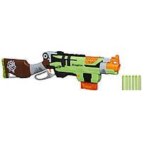 Nerf бластер ружье нерф Zombie Strike SlingFire Blaster