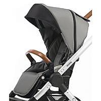 Аксессуар к коляске «Mutsy» (SEATEVOUNLGREY) Прогулочный блок для коляски «Mutsy» EVO Urban Nomad, цвет Light Grey (SEATEVOUNLGREY)