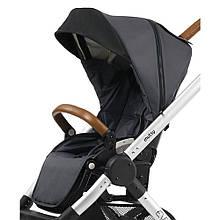 Прогулочный блок для коляски «Mutsy» EVO Urban Nomad, цвет Dark Grey (SEATEVOUNDGREY)