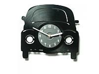 """Виниловые часы """"Машинка"""", фото 1"""