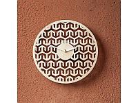 """Деревянные часы """"Узор"""", фото 1"""