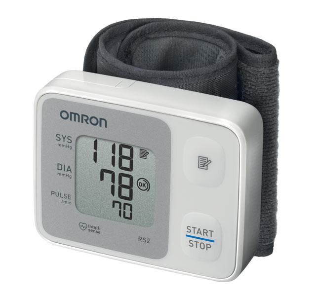 Автоматичний тонометр на зап'ястя Omron RS1