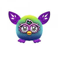 Furby малыш ферби зелено-голубой Furblings