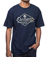 Футболка с принтом Element Est 1992 мужская