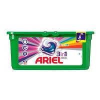 Гель в капсулах Ариэль (38 капсул) Color ARIEL