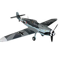 Самолет Dynam Messerschmitt Bf.109 Brushless RTF 1270 мм 2,4 ГГц (DY8951 RTF)