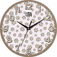 """Часы настенные """"Лапа"""""""