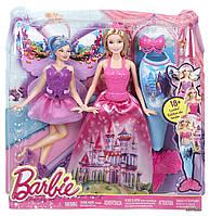 Кукла  Барби Кукла со сказочными нарядами Серия Mix&Match Barbie