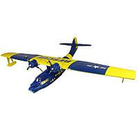 Гидроплан Dynam PBY Catalina Brushless RTF 1470 мм 2,4 ГГц (DY8943-Blue RTF)