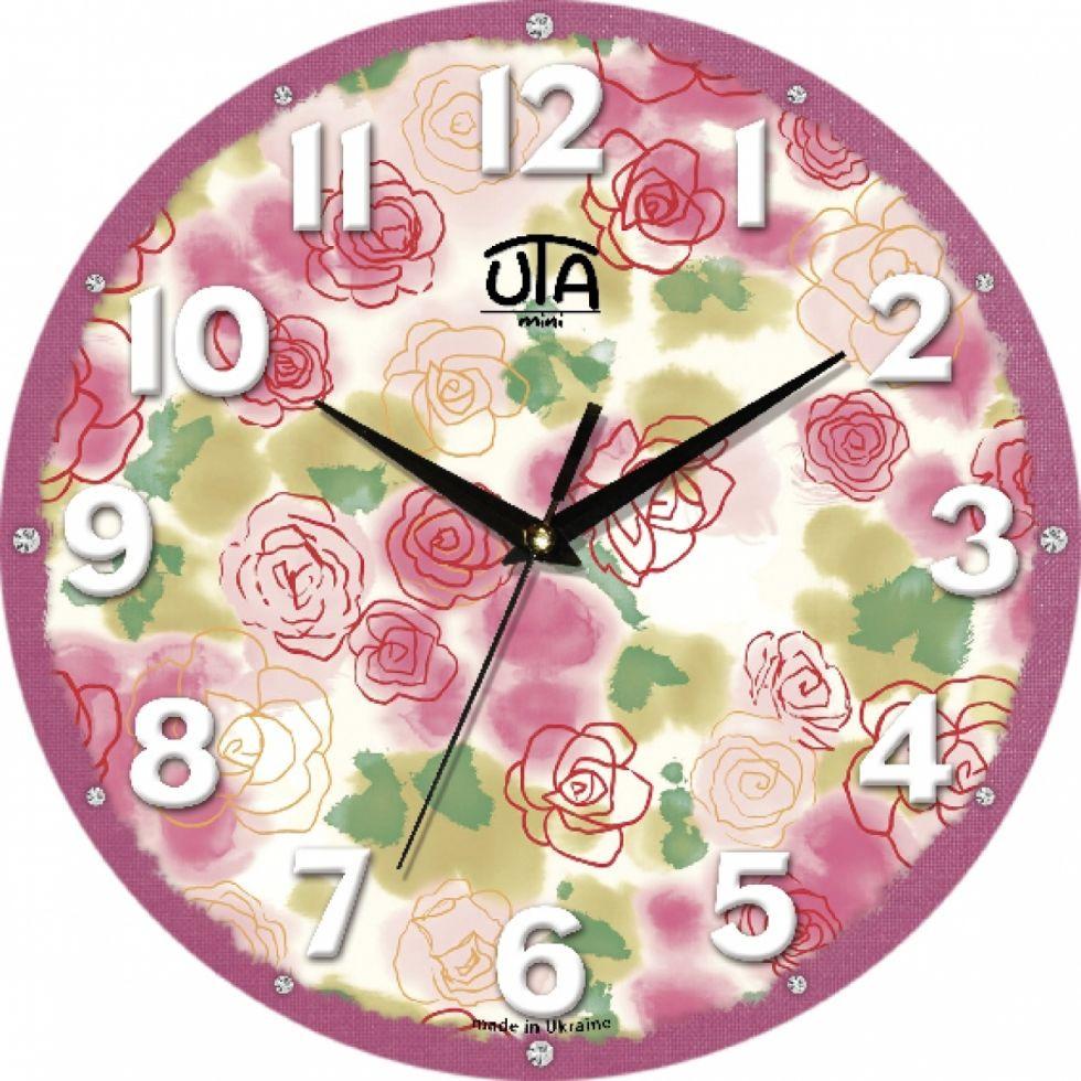 "Часы настенные ""Розы"""