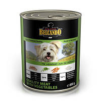 Belcando (Белкандо) Консерва для собак Best Quality Meat, мясо овощи 800гр