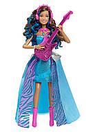 Кукла Барби Эрика с гитарой Рок-принцесса, поющая Barbie in Rock