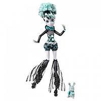 Monster High Твайла из серии Фрик Ду Чик Freak Du Chic Twlya