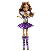 Monster High It's Alive Clawdeen Wolf Doll Клодин Вульф из серии Она живая!