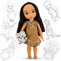 Кукла Пакахонтас аниматор Дисней Disney Animators Collection Pocahontas