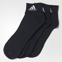 Черные носки Adidas Performance мужские, женские и детские размеры AA2321 - 2017