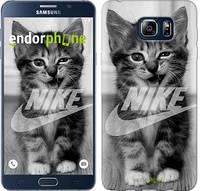 "Чехол на Samsung Galaxy Note 5 N920C Спортивный котик ""2715u-127"""
