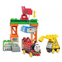 Mega Bloks Thomas & Friends Kevin & Victor Playset