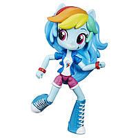 My Little Pony Equestria Girls Minis Рэйнбоу Дэш Rainbow Dash Doll