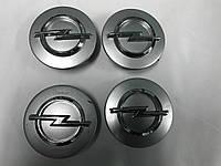 Opel Vectra C 2004+ гг. Колпачки под оригинальные диски V1 (4 шт) 64/59мм