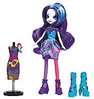 My Little Pony Девочки эквестрии Модница Рарити Equestria Girls Rarity Eg Deluxe Doll With Fashions