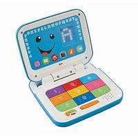 Fisher-Price Интерактивный ноутбук Cмейся и Учись на английском языке Laugh & Learn Smart Stages Laptop