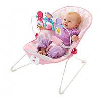 Fisher-Price Кресло качалка Baby's Bouncer - Pink Ellipse