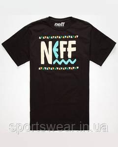"""Мужская  черная   Футболка Neff thingy """""""" В стиле Neff """""""""""