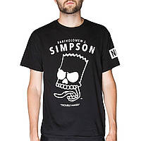 Футболка Neff Simpson мужская