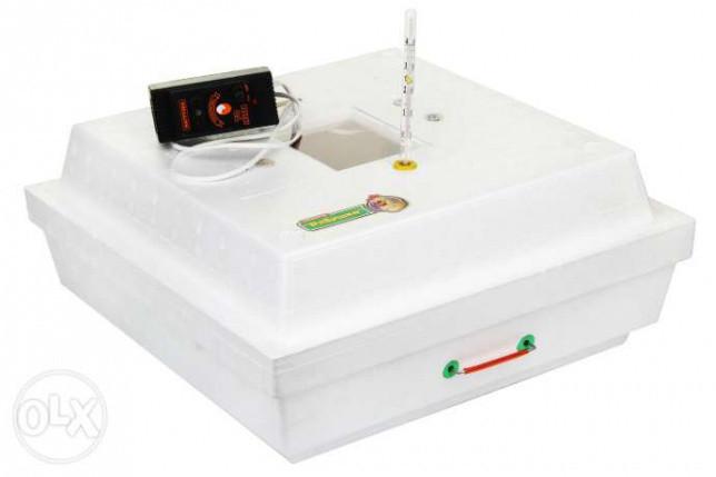 Инкубатор Рябушка-2 аналоговый на70 яиц механический переворот яиц