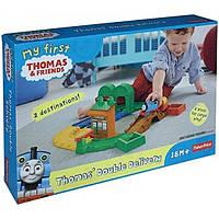 Набор My First Thomas & Friends железная дорога Thomas' Double Delivery  мой первый Томас
