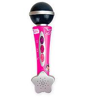 Smoby Микрофон Violetta microphone Violetta 27219