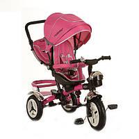 Велосипед Turbo Trike M 3200-6A (розовый)