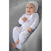 Комплект крестильный для мальчика от 3 до 9 месяцев
