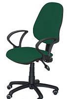 Кресло Бридж 50 AMF- 4 Ткань А-36 зелёный.