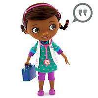 Disney Кукла Доктор Плюшева говорит и поет Doc McStuffins Singing and Talking Vet Doll