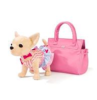 Simba Собачка в сумочке Розовая фантазия Chi-Chi Love Fabulous