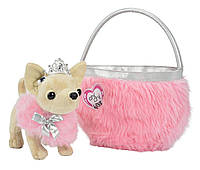 Simba Собачка в сумочке Красивая принцесса Chi-Chi Love Beauty Princess